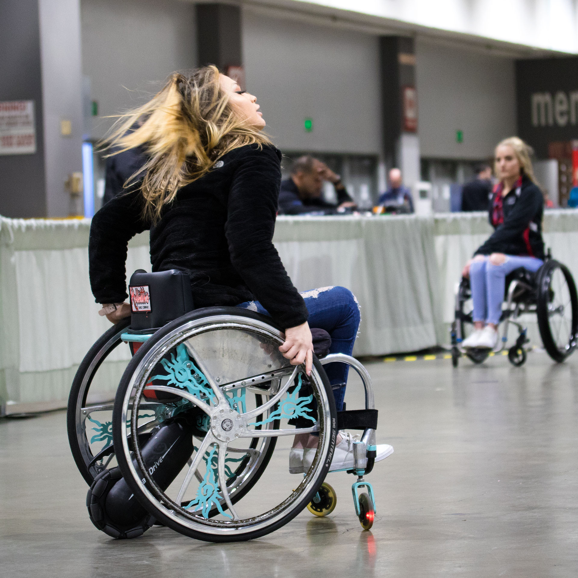 Houston Abilities Expo Event
