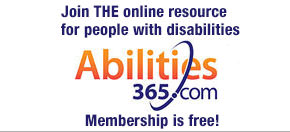 Abilities 365 Logo: Membership is Free!