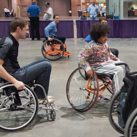 Video: Abilities Expo in Action