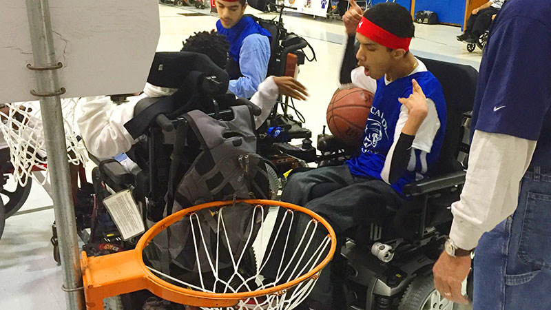 Wheelchair Basketball in New York