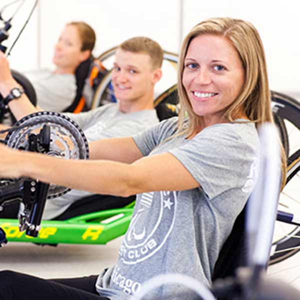 Adaptive Sports Fitness.  Make it a part of your life.
