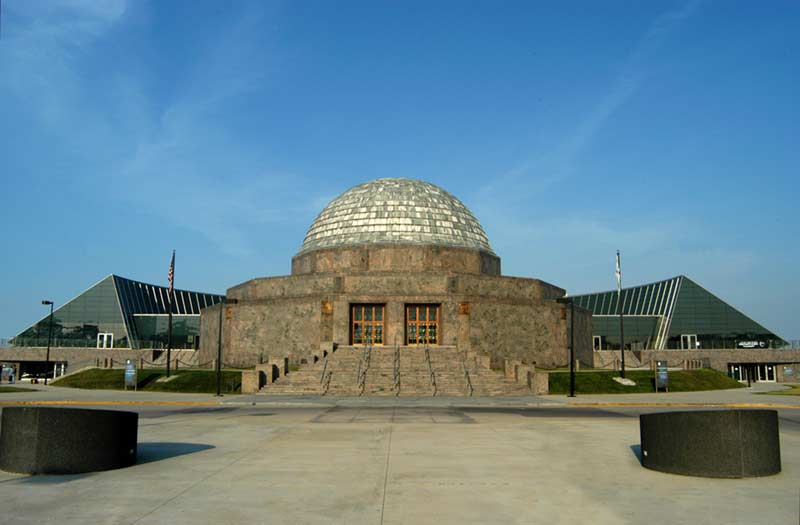 Accessible Adler Planetarium