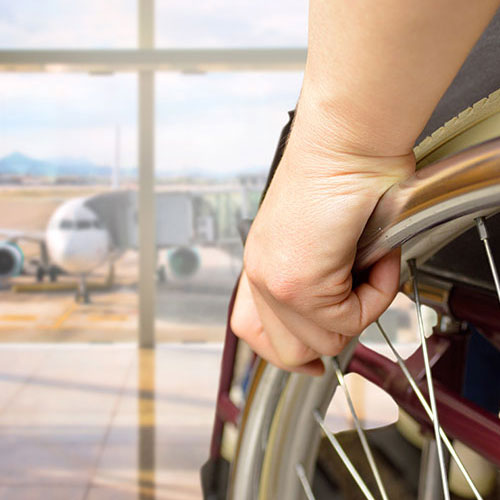 Airplane Travel with Wheelchair