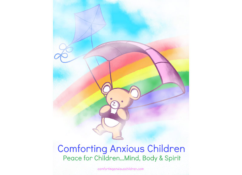 Comforting Anxious Children website