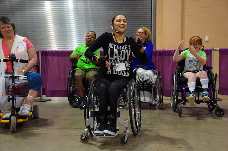 Auti at Abilities Expo