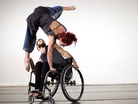 Axis Dance Wheelchair Dance