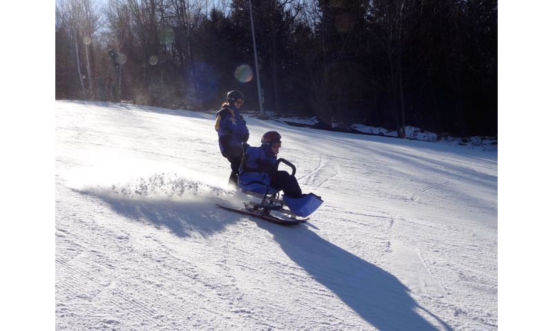 Adaptive Sports - Skiing