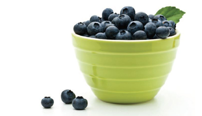 Blueberries: Foods for Specific Conditions