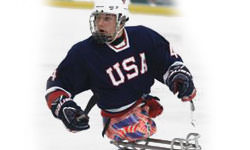 Brody Roybal, US Paralympic Sled Hockey Gold Medalist