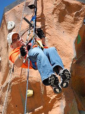 Adaptive Climbing Walls Disabled Climbing