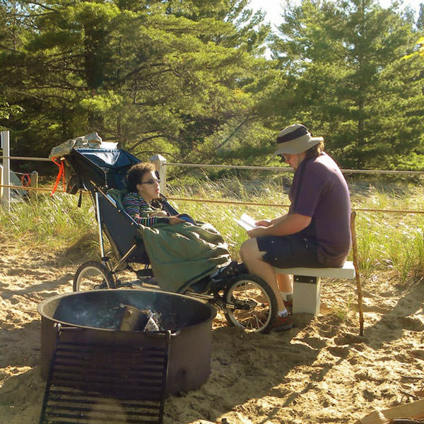 Camping with special needs