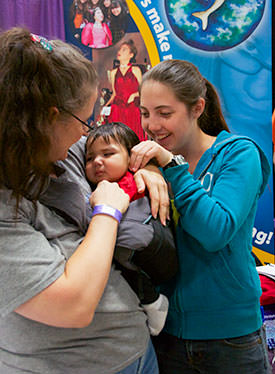 Children at Abilities Expo