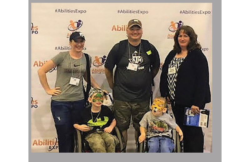 Wild Ride from Abilities Expo to 'Fixer Upper' to Paying it Forward