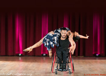 #InfiniteInclusion Dance Performance, Workshop, and Party