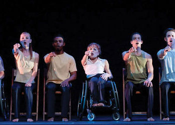The Dancing Wheels Company's Quest for Equality