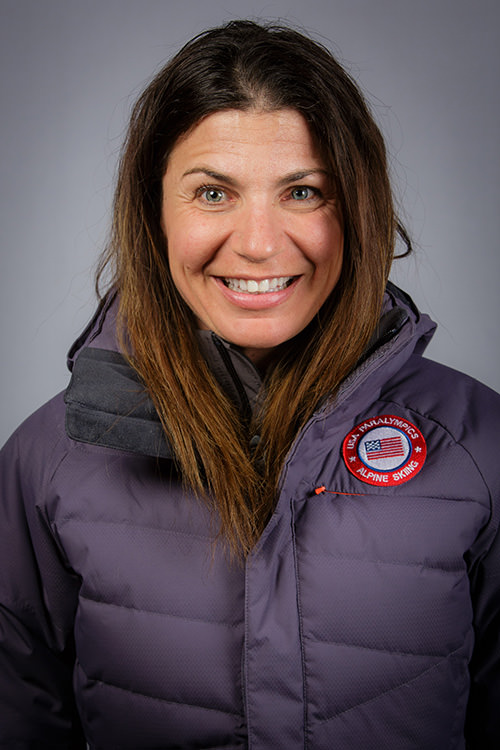 Danelle Umstead, skier bio photo