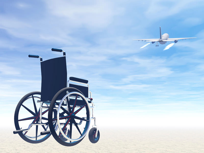 Traveling by Air with Disabilities