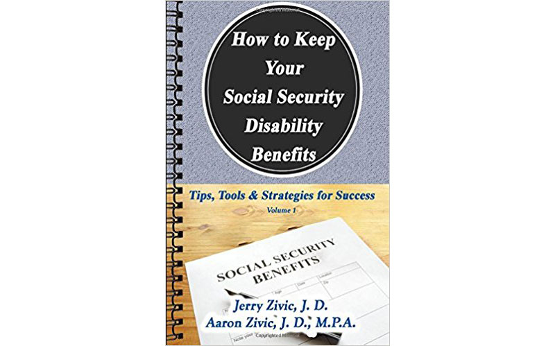 Disability Benefits Book