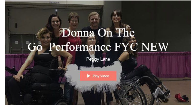 Donna on the Go Performance