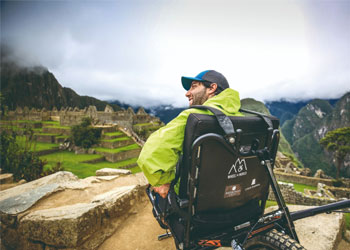 "Wheel the World Machu Picchu Documentary ""Volver"""