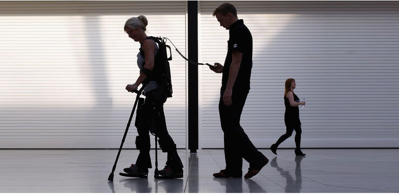 Exoskeletons Update: Medical Benefits and What's New in the Industry