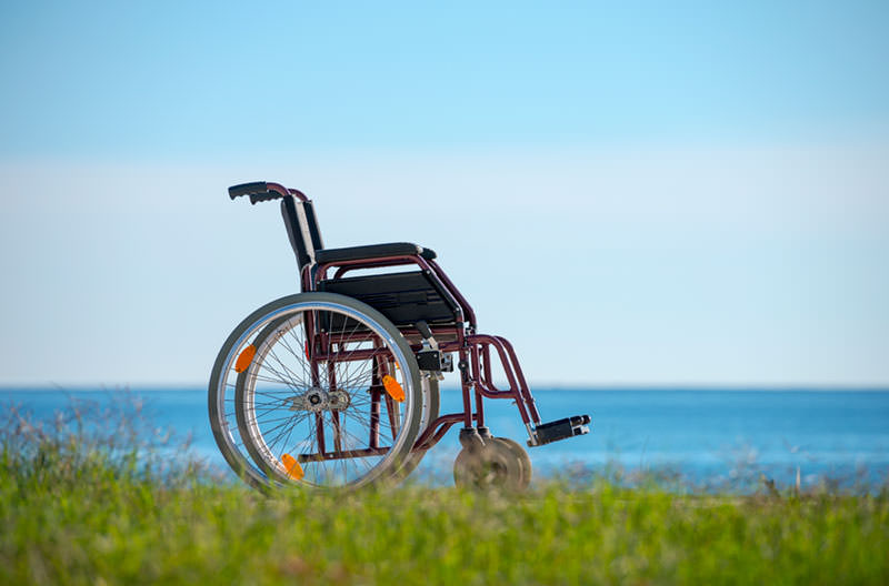 Texas' Empty Wheelchair Campaign