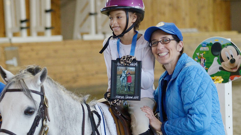 Enhancing Lives through Equine-Assisted Activities and Therapies