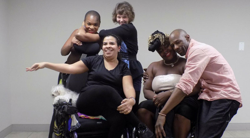 Dancing Beyond Disability