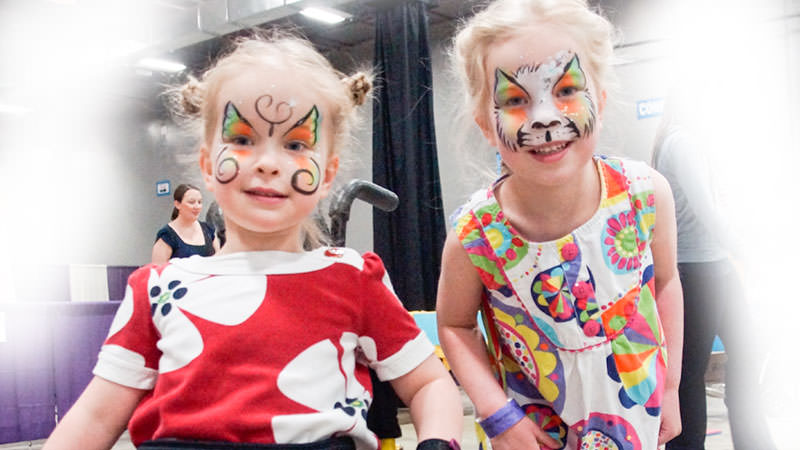 facepainting for kids