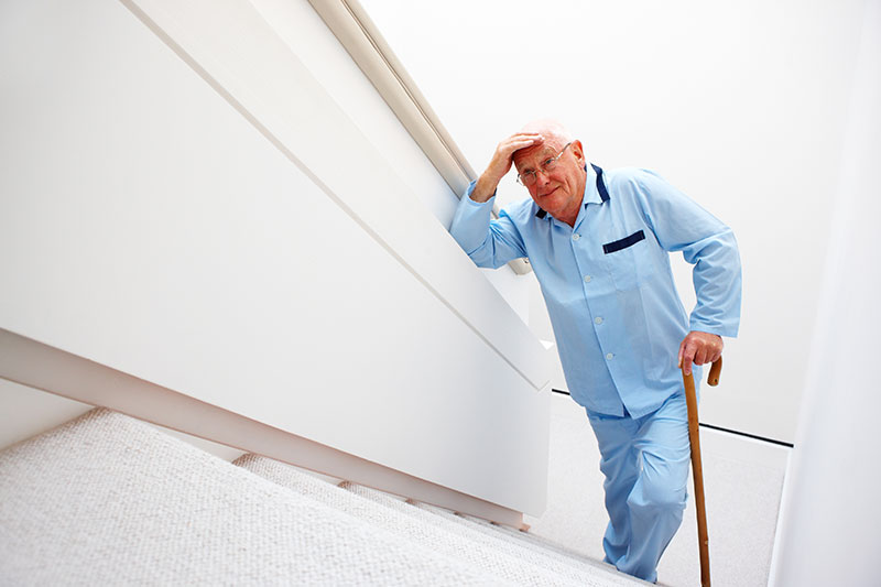 Fall Prevention for seniors and people with disabilities