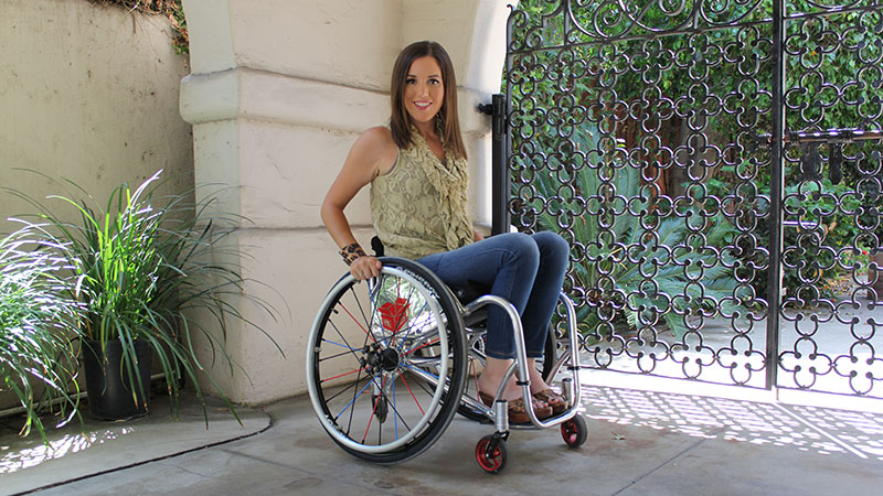 Stephanie Alves on accessible clothing