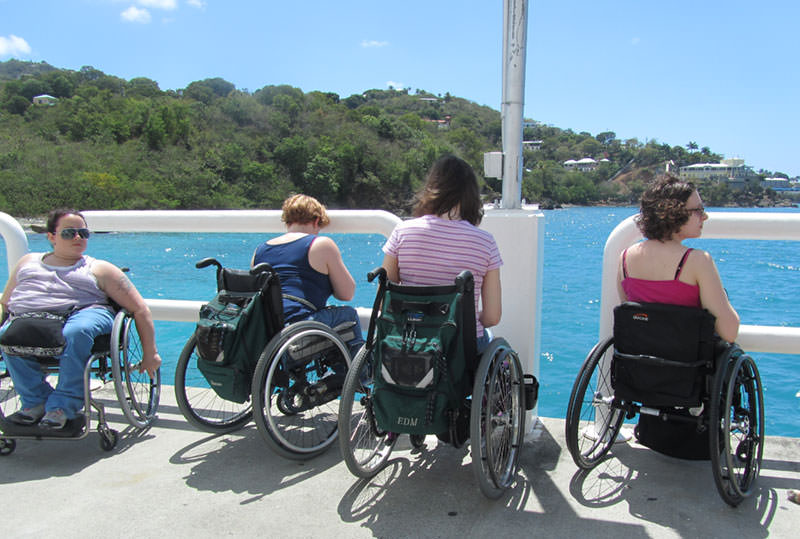 Group Travel for People with Disabilities