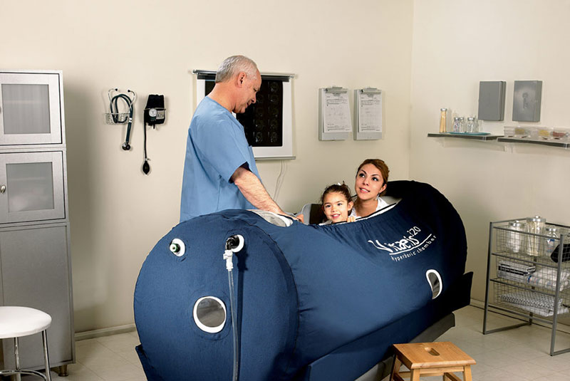 Approved Uses for Hyperbaric Oxygen Therapy