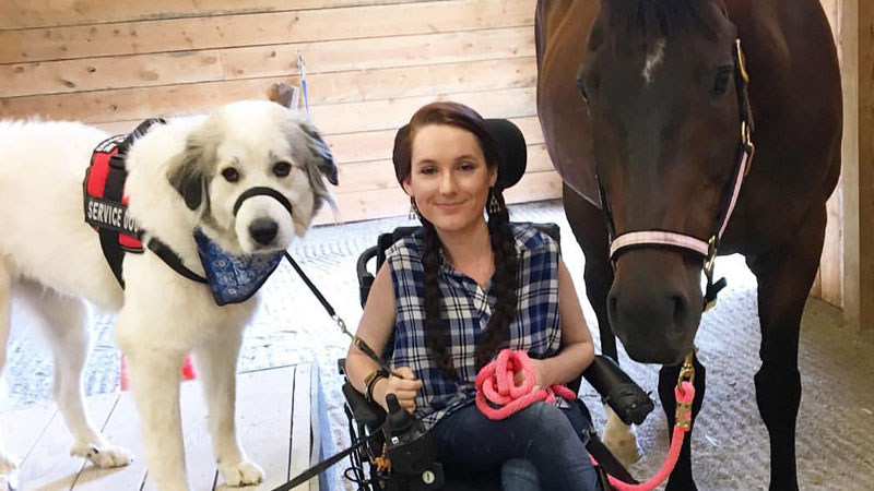 How Horses Benefit People with Disabilities
