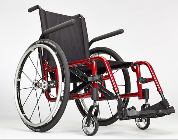Kai Catalyst Aluminum Wheelchair