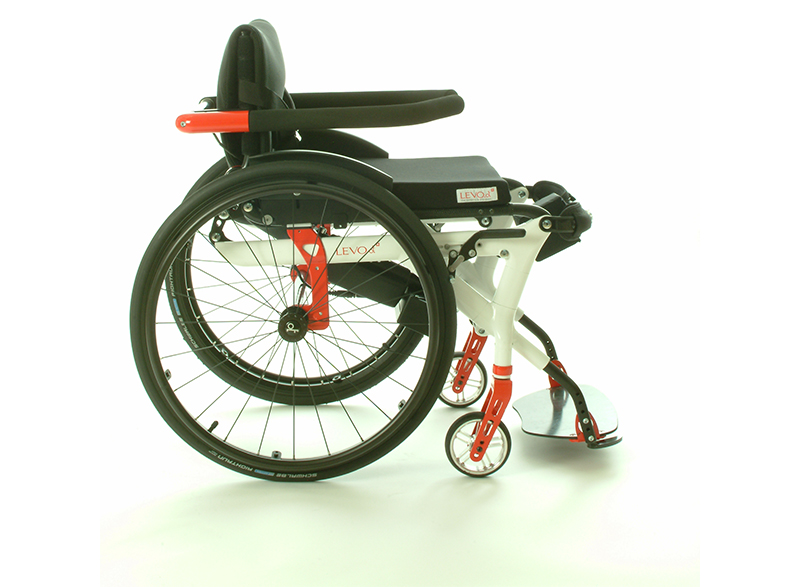 Levo Summit EL Wheelchair