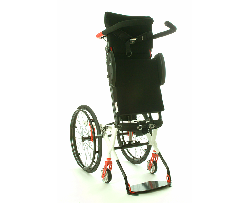 Standing Levo Summit EL Wheelchair