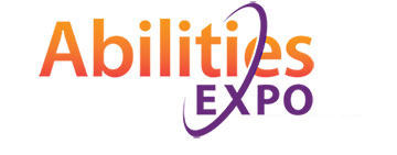 Abilities Expo Logo on white background