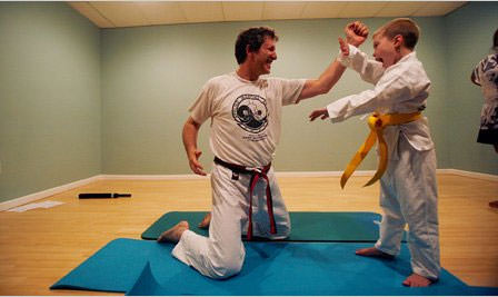 Kids Martial Arts Therapy
