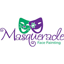 Masquerade Face Painting