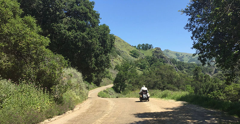 Northern California Outdoors Site for people with Disabilities