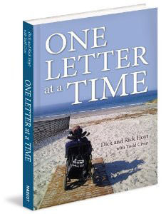 One Letter at a Time Book