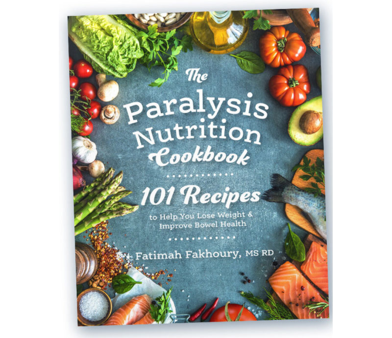 Paralysis Nutrition Cookbook