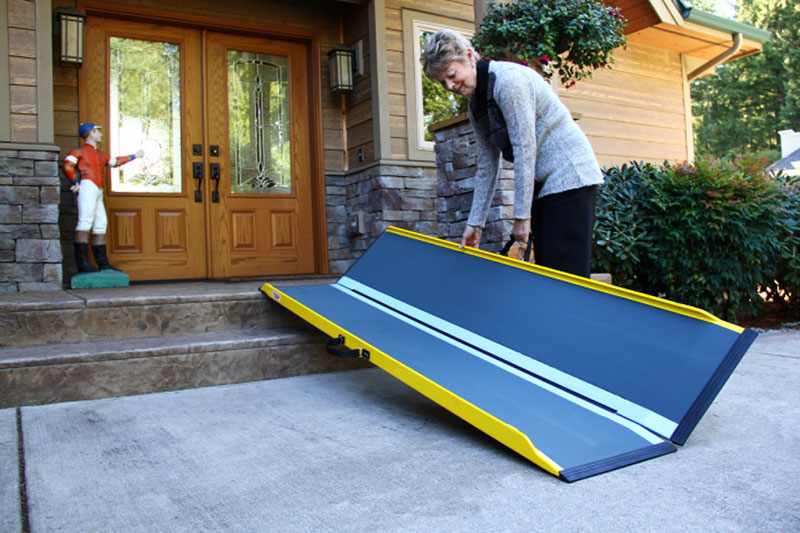 Portable Ramp From EZ Access