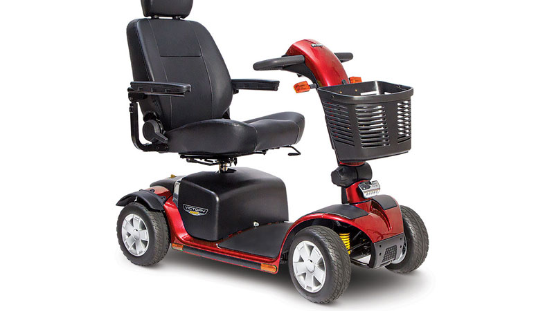 Scooter or Power Wheelchair Roundtable Discussion