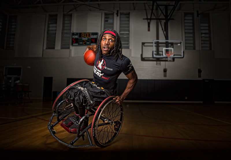 Rebound Wheelchair Basketball Movie