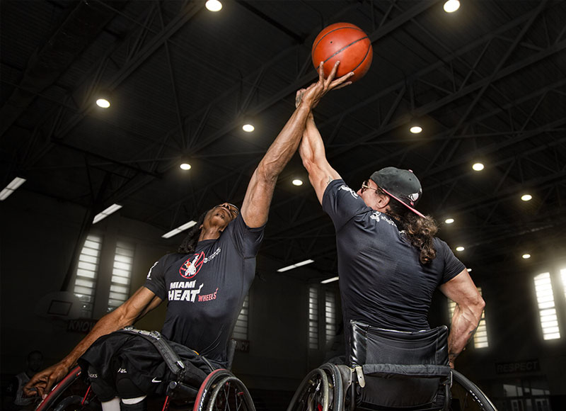 Inclusive Recreation: Basketball Film