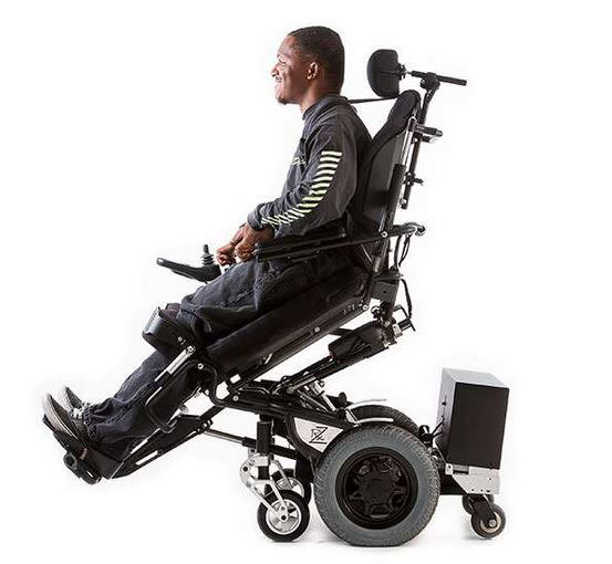 Redman Chief Power Wheelchair