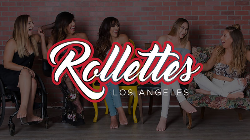Rollettes Logo and Image