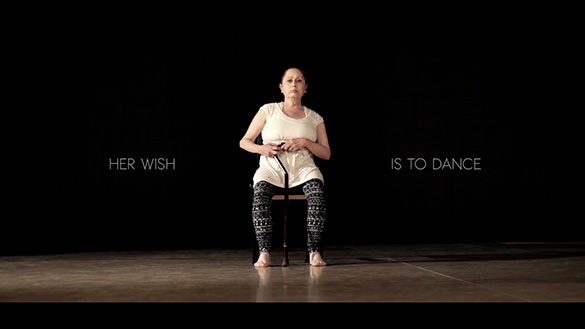 Her Wish is to Dance: Donna Russo